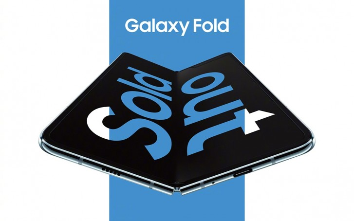 Samsung sells out the Galaxy Fold in China in under five minutes