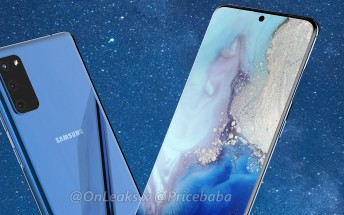 Samsung Galaxy S11e renders show up