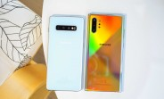 Samsung Galaxy S10 update allows you to search images by keywords