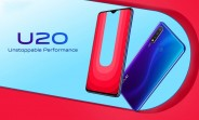 Vivo U20 arriving in India on November 22, a rebranded U3