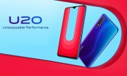 vivo U20 debuts in India, is a rebranded U3