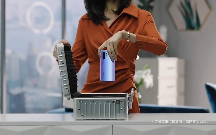 Vivo X30 series periscope camera teased in latest ad