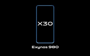 vivo X30 is coming next month with an Exynos 980 SoC