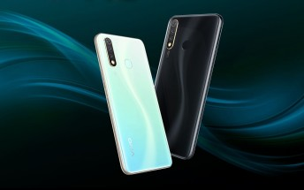 vivo Y19 arrives with a Helio P65 chipset and the body of vivo U3