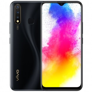 vivo Z5i in Glazing Black