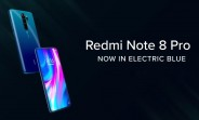 Xiaomi launches Electric Blue version of Redmi Note 8 Pro in India