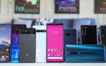 5G phones took 5% of the premium smartphone market in Q3 2019