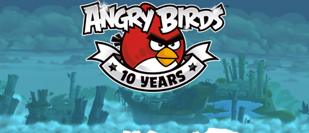 Angry Birds turns 10 years old - GSMArena.com news
