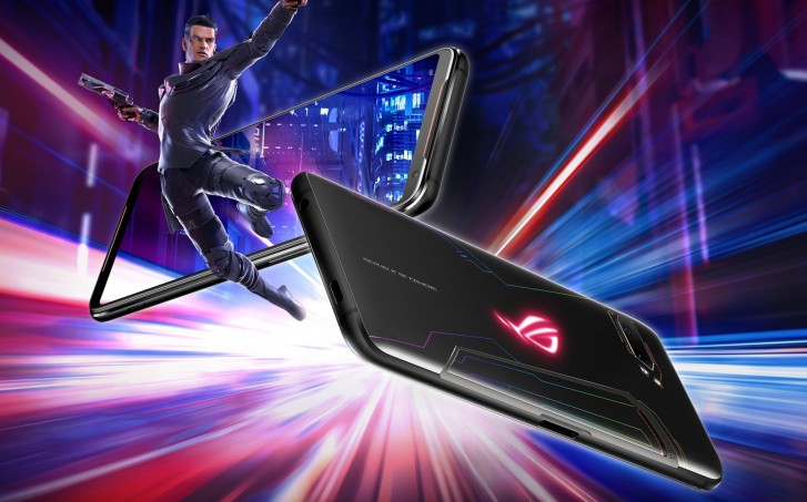 Asus ROG Phone II gets new STRIX and Ultimate Edition versions with added RAM and storage