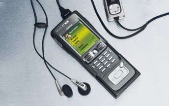 Flashback: the Nokia N91 was legendary for its audio quality, but was a one-off