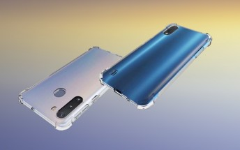 Renders show possible Samsung Galaxy A21 design
