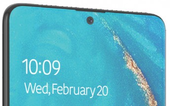 Samsung Galaxy A71 render confirms the Note10-like look