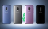 Samsung Galaxy S9 and S9+ receive third Android 10 beta with January security patch