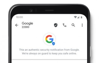 Google introduces Verified SMS and Spam Protection for Messages