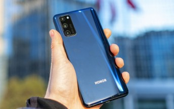 Honor V30 sells 100,000 units in first sale