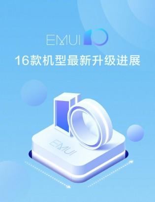 Affiche EMUI 10 de Huawei