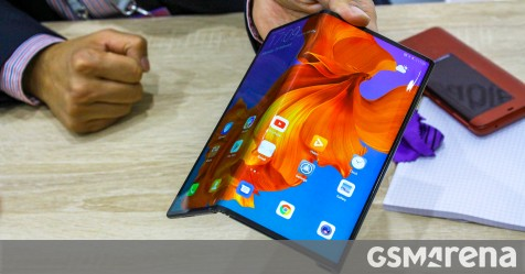Huawei Mate X2 to come with an inward folding display - Armenian Reporter