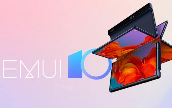 Huawei starts EMUI 10 beta program for Mate X