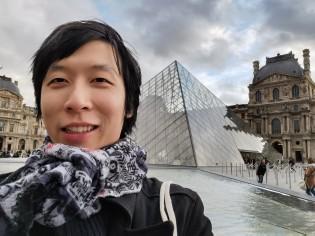 Selfies with the Huawei nova 6 5G