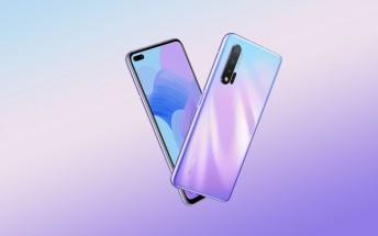 Huawei nova 6 5G selfie camera tops DxOMark charts