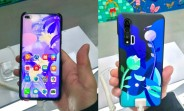 Huawei Nova 6 appears in hands-on images ahead of official launch