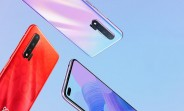Huawei nova 6 trio is here: punch hole displays, 40W fast charging