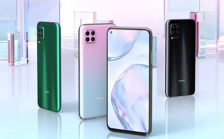 Huawei's nova 6 line is here with punch displays, 40W fast charging and large batteries