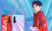 Huawei nova 6 official promos highlight punch-hole design and camera performance