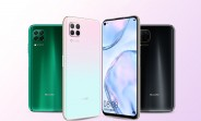 Huawei nova 6 SE now available for purchase