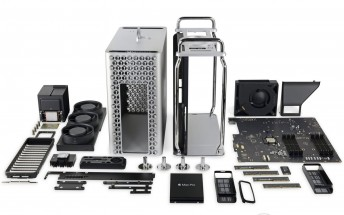 iFixit praises repairability of Mac Pro in its teardown – 9 out of 10