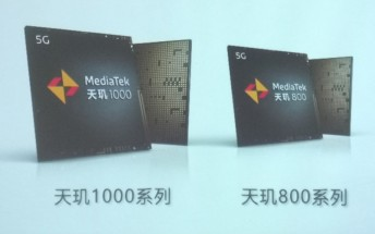 MediaTek introduces  mid-range Dimensity 800 with integrated 5G modem
