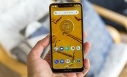 Motorola One Power starts receiving Android 10