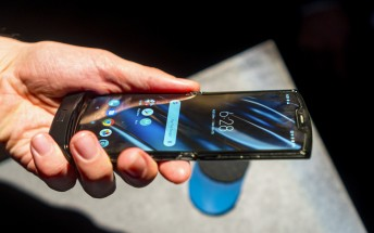 Motorola's foldable Razr is slightly delayed because of high demand