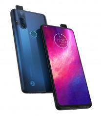 Motorola One Hyper in Blue Ocean (available)