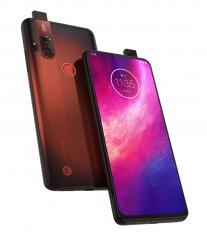 Motorola One Hyper in Amber Red (coming soon)
