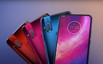 Motorola One Hyper unveiled with 64MP main, 32MP pop-up selfie camera and 45W charging