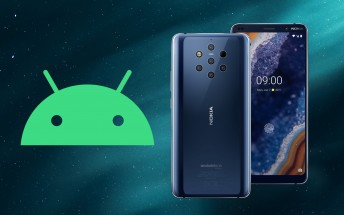 Nokia 9 PureView gets the Android 10 update