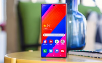 5G Galaxy Note10 and Note10+ won't receive stable Android 10 update this year