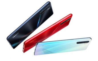 Oppo A91 and A8 debut with MediaTek chipsets, ColorOS 6.1 and affordable pricing