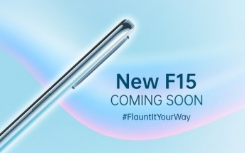Oppo F15 incoming, looks like a rebranded Oppo A91