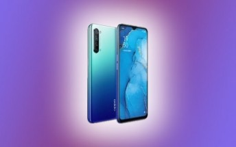 Vanilla Oppo Reno3 is also coming with 5G