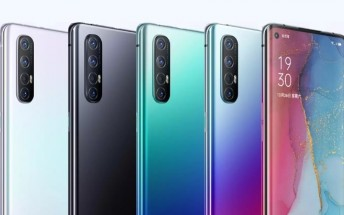 Oppo Reno3 Pro 5G to sport a 90Hz display, color and storage options revealed