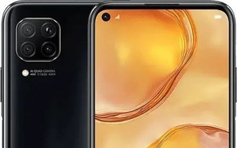 Huawei P40 Lite looks to be just a rebranded nova 6 SE