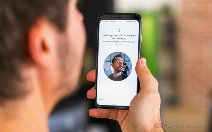 آخرین به روزرسانی پیکسل 4 پشتیبانی از eSIM با قابلیت Face Unlock و T-Mobile را بهبود می بخشد