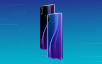 Realme 3 Pro gets Dark Mode toggle and December security patch with new update