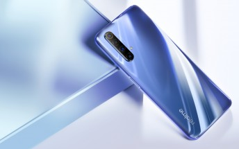 Full Realme X50 specs sheet leaks online