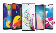 Samsung launches new offers for Galaxy S10, Note10, A-series in India