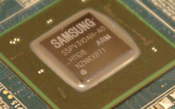 Samsung and Baidu to start production of an AI chip next year