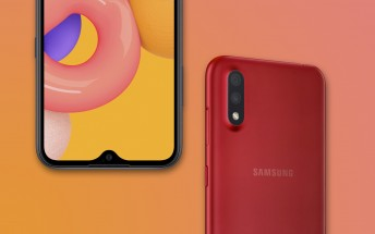 Samsung certifies entry-level Galaxy A02s, phone pops on Geekbench