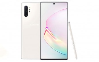 Aura White Samsung Galaxy Note10 5G up for pre-order in Korea